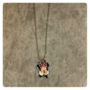 Other - Minnie mouse necklace